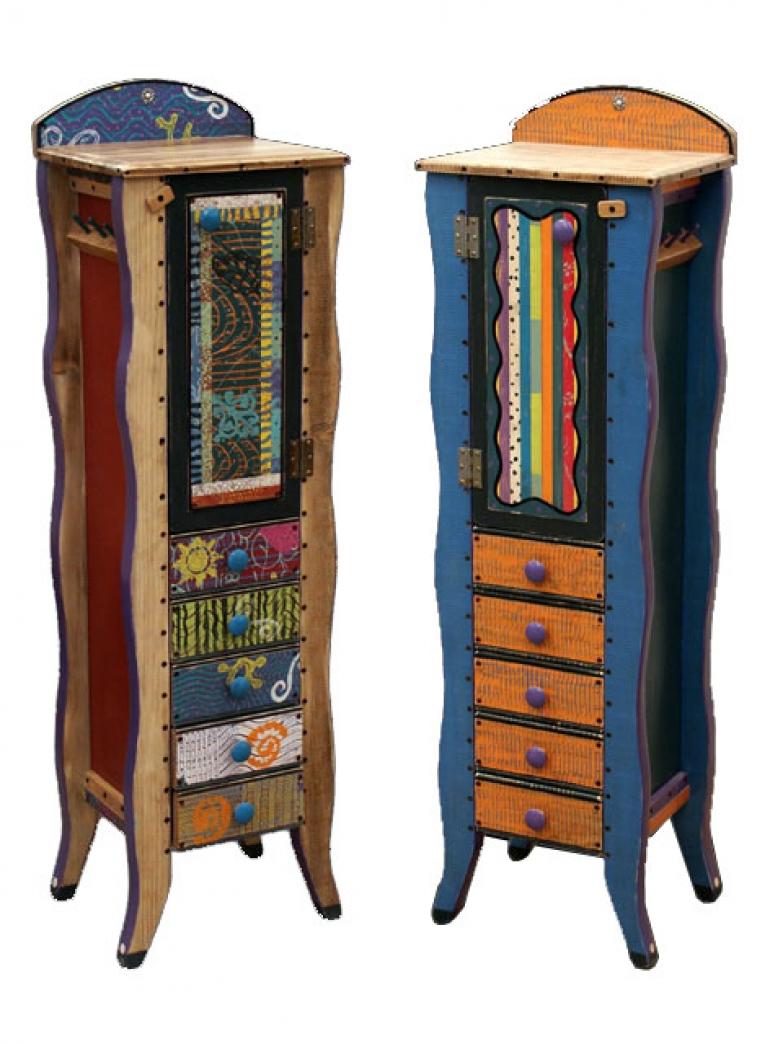 100 outstanding jewelry armoires zen merchandiser. Black Bedroom Furniture Sets. Home Design Ideas