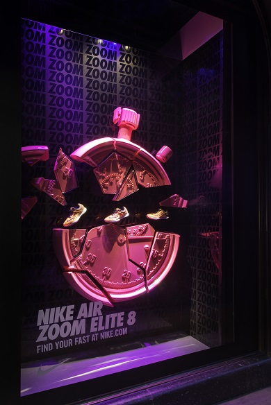 Fantastic Nike Store Design by Millington Associates