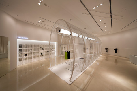 Lighting objectives considerations for retail stores zen