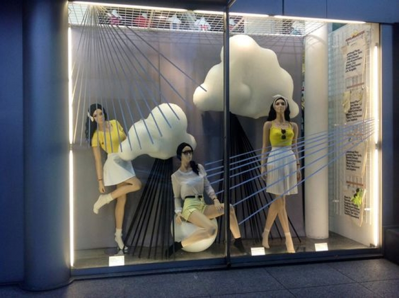 Visual Merchandising & Window Display Ideas From Japan | Zen