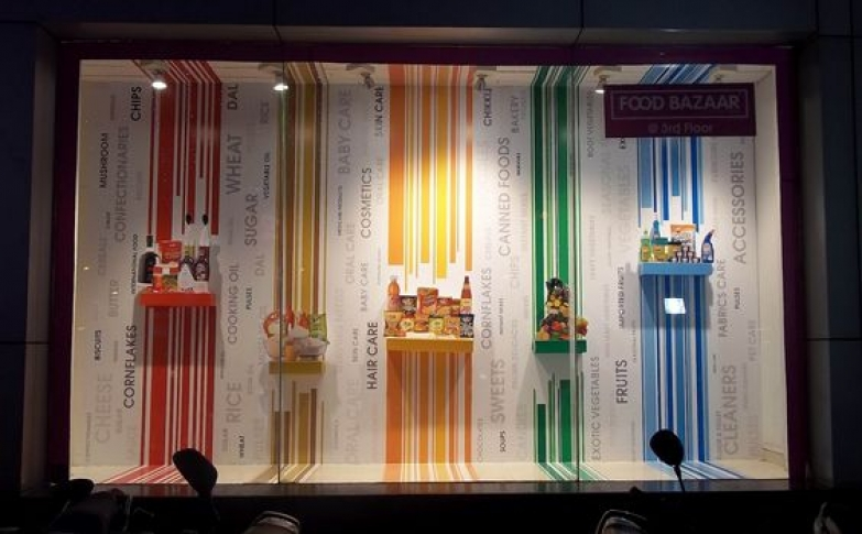 visual merchandising window display ideas from india zen