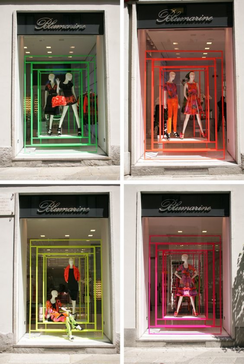 Visual Merchandising & Window Display Ideas From Italy