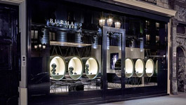 Jewelry Storefront Designs