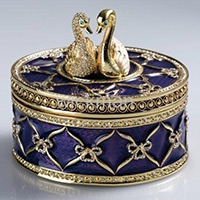 Faberge Jewelry Boxes
