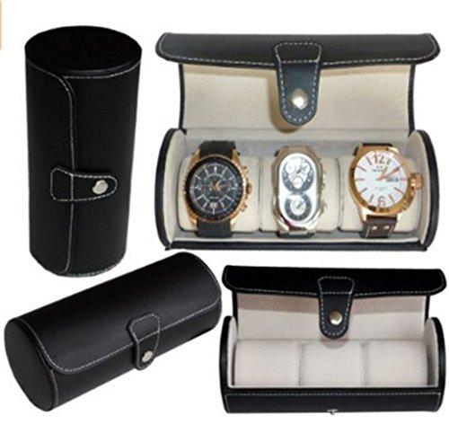 Starside Watch Storage Box Jewellery Organiser Case Bracelet Bangle Tray