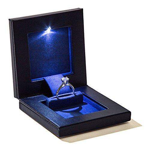 Parker Square Secret Night Box Light Up Led The World S