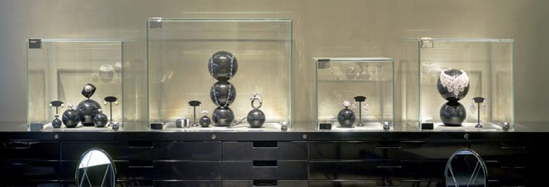Jewelry Store Merchandising Tools & Displays
