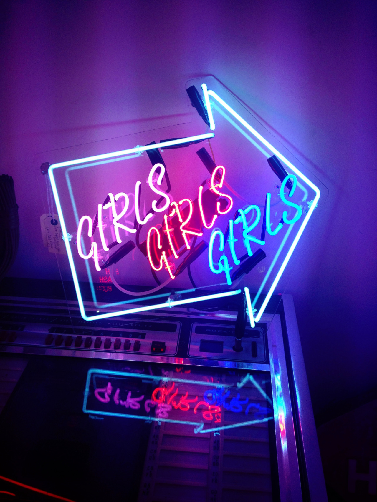 100 creative neon signs ads. Black Bedroom Furniture Sets. Home Design Ideas