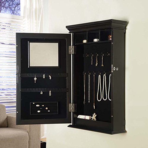 Morris Locking Wall Armoire - 19.5W x 32H in. | Zen ...