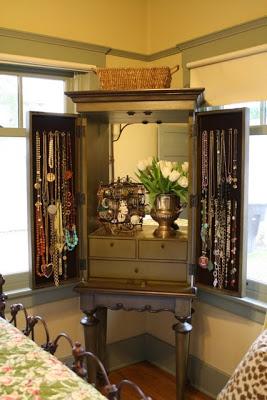 Giant jewelry armoire