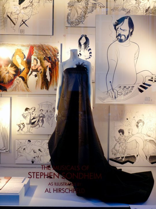 bergdorf goodman sketches spring window display