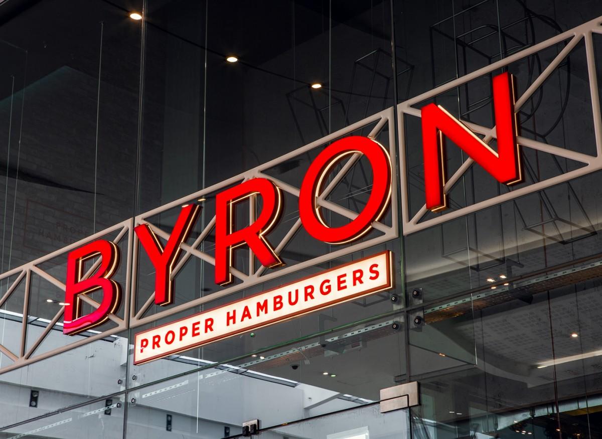 Byron - Creative Signage & Logo Design