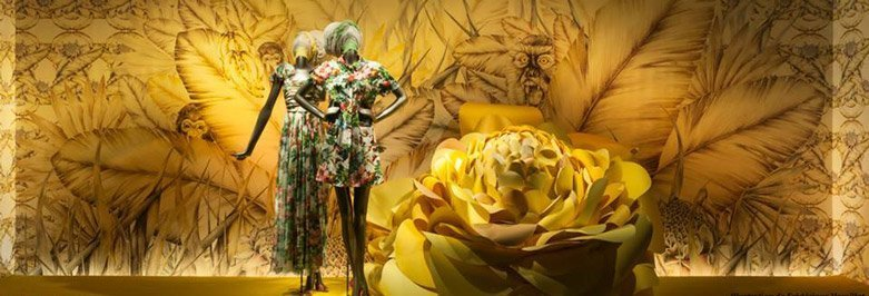 Creative Spring Window Display Ideas & Designs