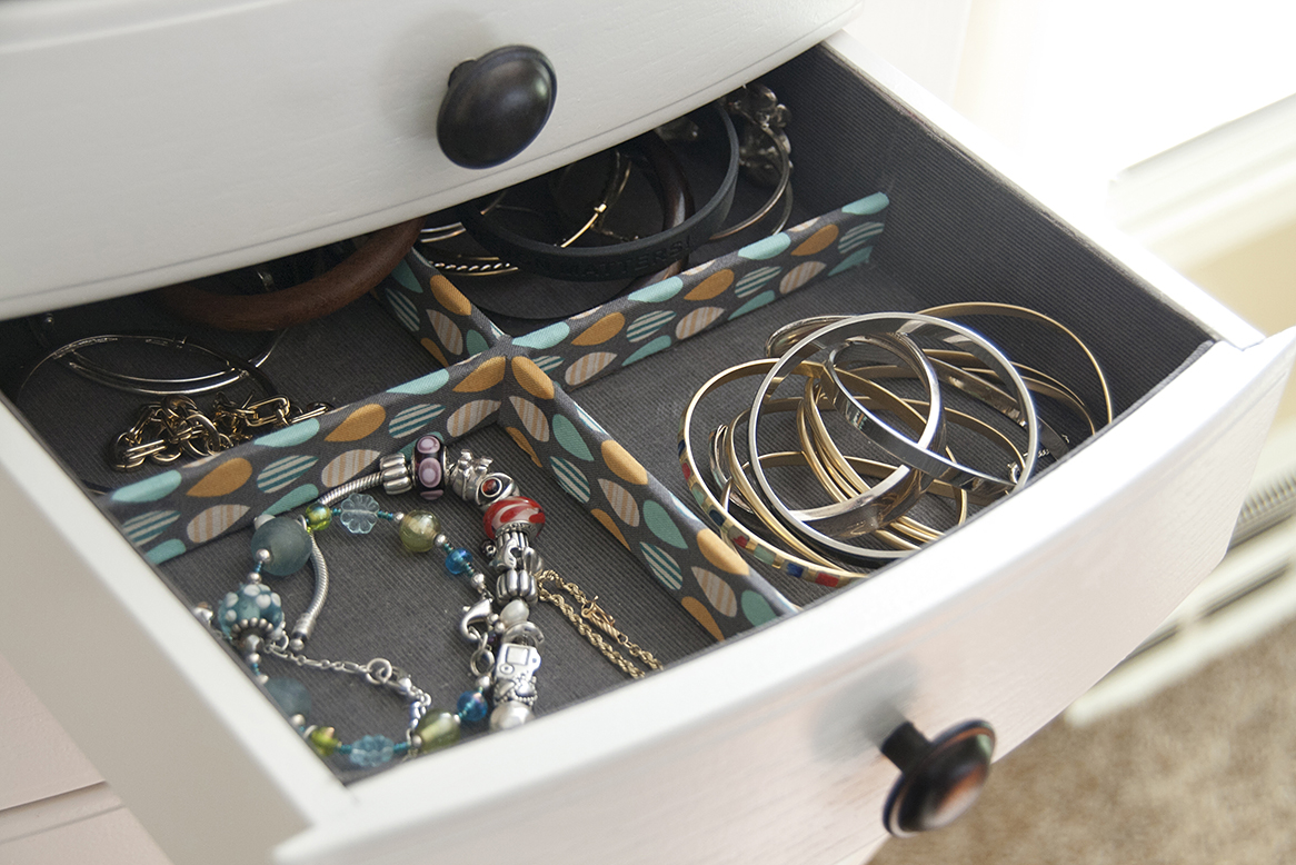 Jewelry Drawer Dividers For Jewelry Armoires