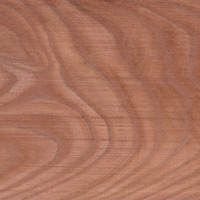 Jewelry Armoire Construction Materials - Elm Wood