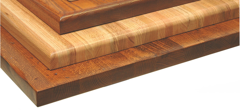 Solid Wood - Jewelry Armoire Construction Materials