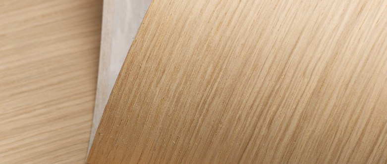 Wood Veneer - Jewelry Armoire Construction Material