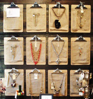 Jewelry Grouping as a Visual Merchandising Best Practice
