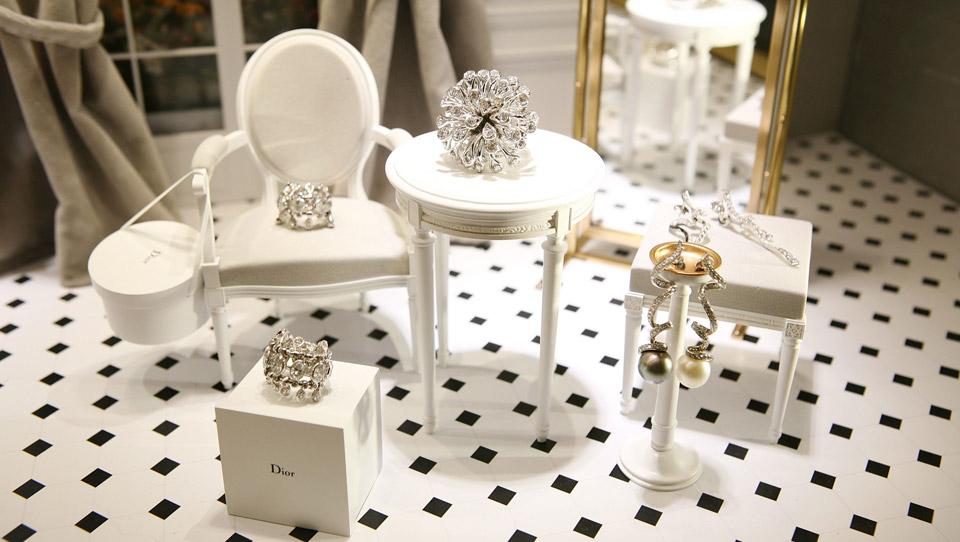 Creative Jewelry Merchandising Using Miniature Jewelry Pieces