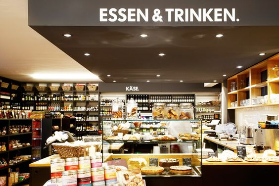 Forget fancy and flowered names for shops that do not deliver! Essen and Trinken (eng. Eat and Drink) may not say much at the first look, but one eyeing of the displayed foods is more than enough to see that it recommends itself as one of the finest!