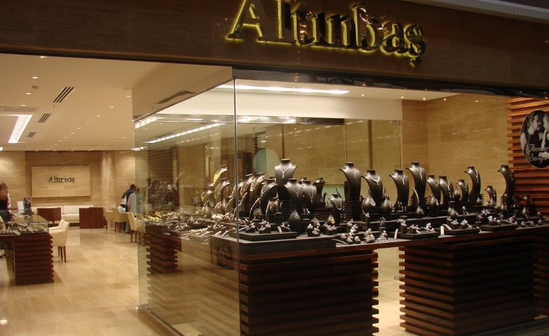Altinbas exterior store front with a very vast merchandise diplay and no door concept.