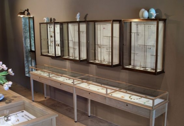 100 beautiful jewelry store designs zen merchandiser for August jewelry store los angeles