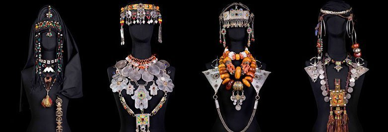 Jewelry Display Mannequins - Jewelry Visual Merchandising
