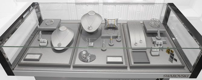 Styles & Types of Jewelry Display Cases