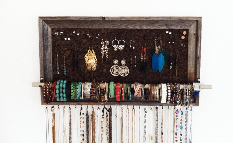 100 Beautiful Creative Jewelry Organizers Zen Merchandiser