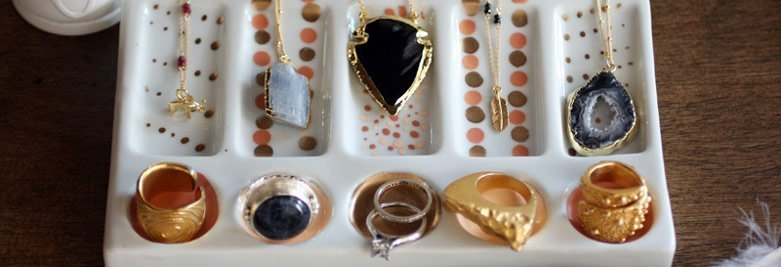 The impact of color in jewelry visual merchandising