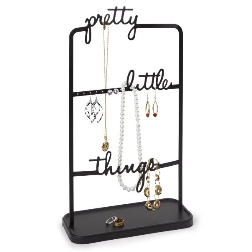 Umbra Tall Jewelry Organizer Stand Bracelet Necklace Earring