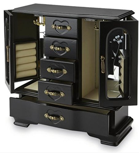 Large Jewelry Boxes For Sale Zen Merchandiser