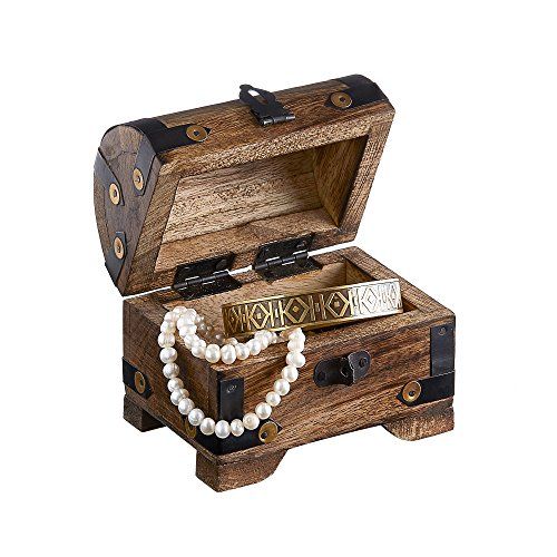 ... Jewelry Storage Box Treasure Chest u0026 Storage Organizer. ?; ?  sc 1 st  Zen Merchandiser : jewelry storage box  - Aquiesqueretaro.Com