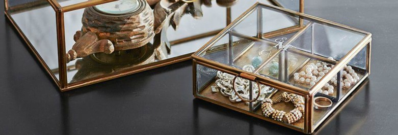 Types of Jewelry Boxes
