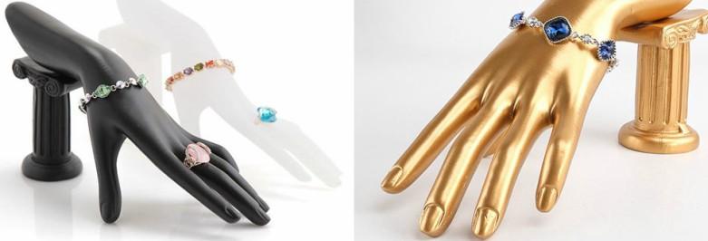 25 Beautiful & Creative Bracelet Holders