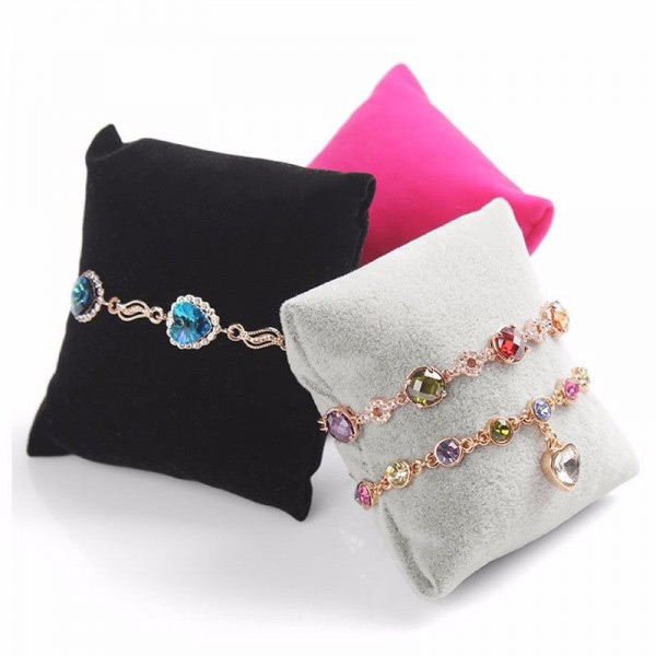 Cute Multicolored Bracelet Holder Pillows