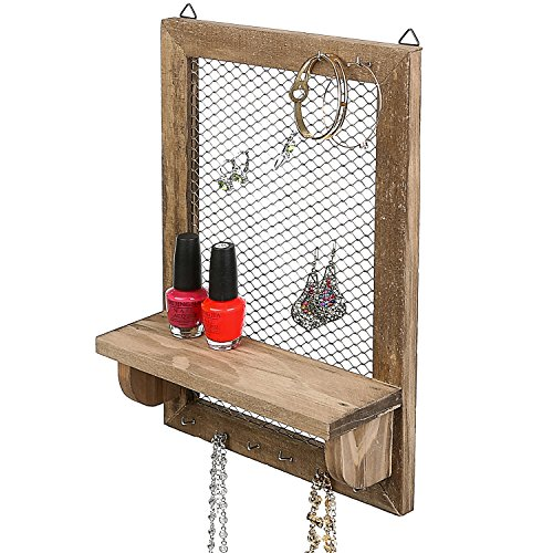 Wall Jewelry Organizers For Sale Zen Merchandiser
