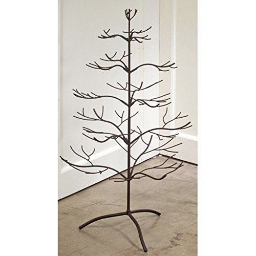 40 Large Tall Simple Metal Jewelry Display Tree Stand Zen Magnificent Large Jewelry Tree Display Stand