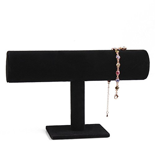 1-2-3 Tier Black Velvet Necklace, Bangle & Bracelet