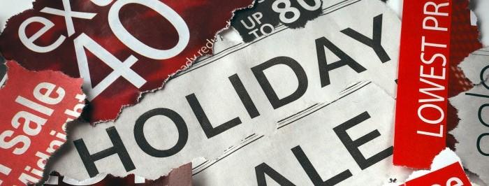 Seasonal Retail Signage Improves Holiday Shopping