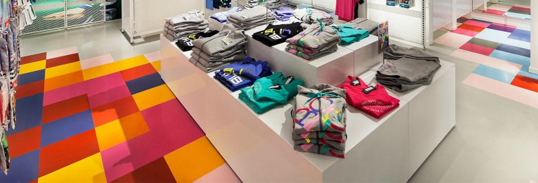 Guidelines in Choosing Color Codes and Schemes for Retail Stores