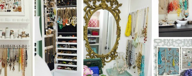 Types of Jewelry Storage