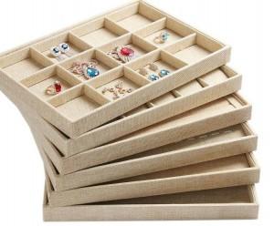 Types of Jewelry Organizer Display Trays Zen Merchandiser