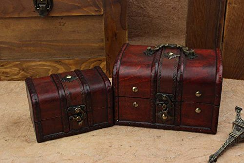 ... Chest Shaped Jewelry Box. ?; ? & Small Vintage Antique Wooden Chest Shaped Jewelry Box | Zen ... Aboutintivar.Com