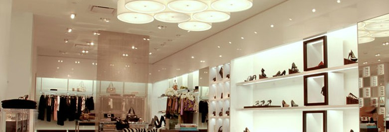 How to Set Up General Lighting for a Small Retail Store