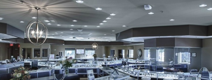 Making Customers Feel Comfortable with Retail Lighting Solutions