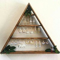 Wall Mounted Jewelry Holders