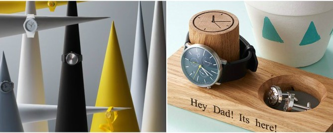 25 Beautiful & Creative Watch Displays
