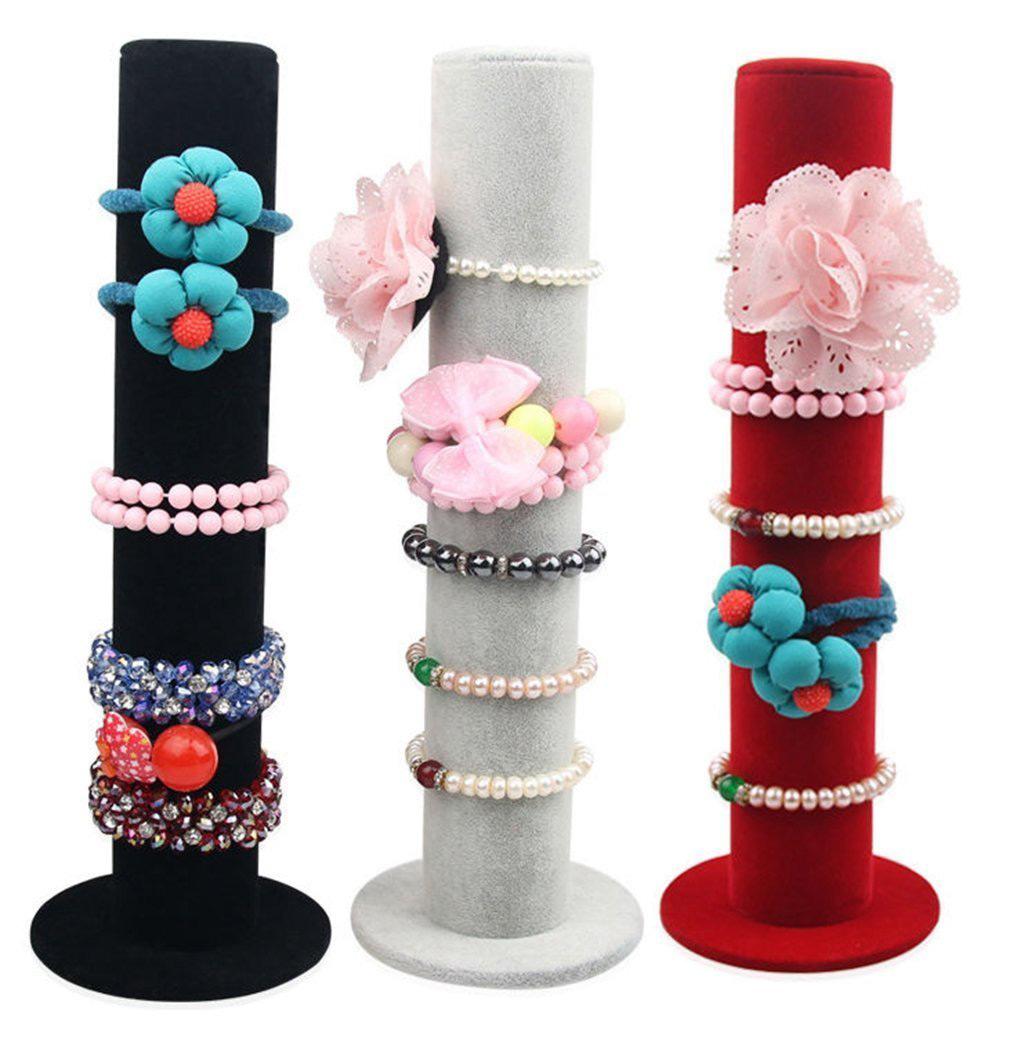 Elegant Multicolored Vertical Bar Bangle Holders