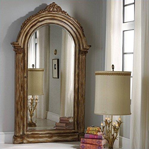 Hooker Furniture Melange Vera Floor Mirror with Jewelry ...